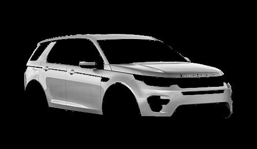 Цвета кузова Discovery Sport